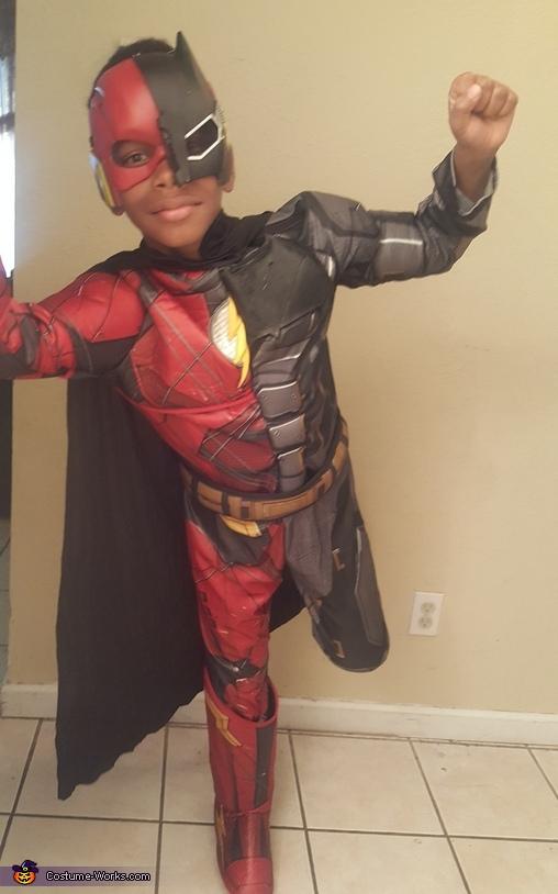 Justice League Flash / Batman Costume