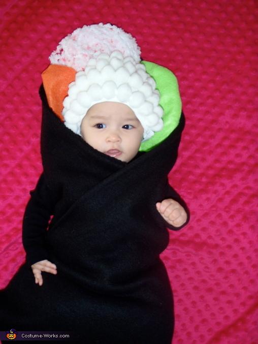 KALIfornia Hand Roll Costume