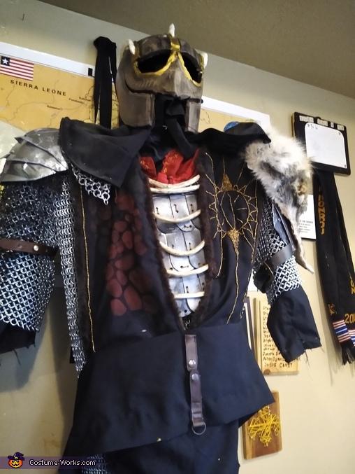 Karshan Warrior Homemade Costume
