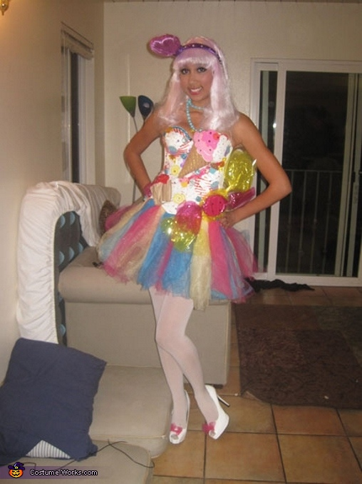 California Gurls Katy Perry Costume