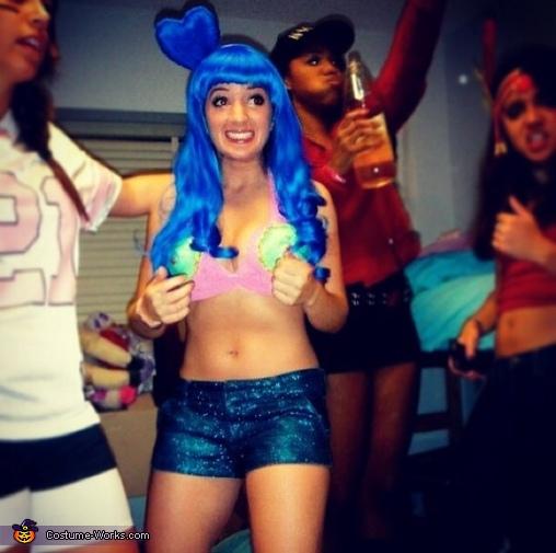 Katy Perry California Girls Costume
