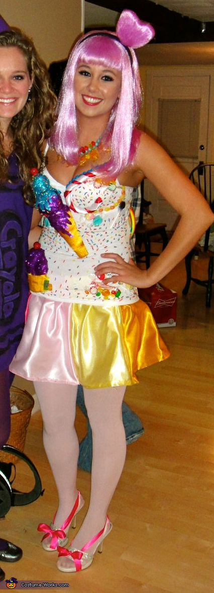 Katy Perry California Gurl - Homemade costumes for women