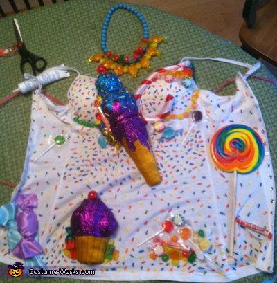 Katy Perry California Gurls Halloween Costume