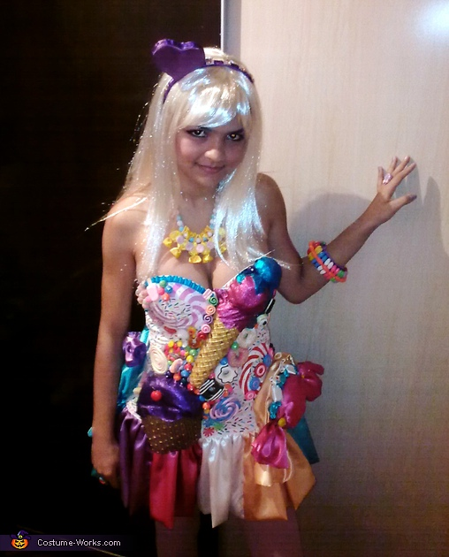Katy Perry California Gurls - Homemade costumes for women