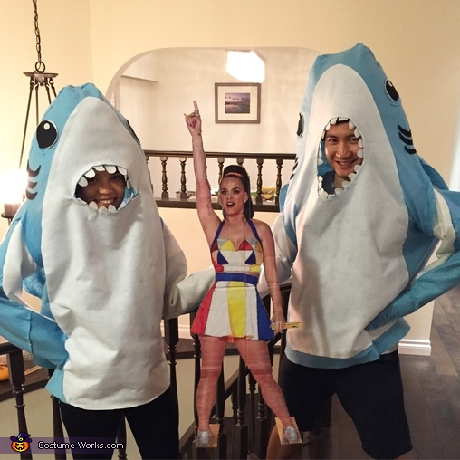 Katy Sharks Costume