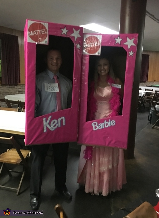 Ken & Barbie Costume