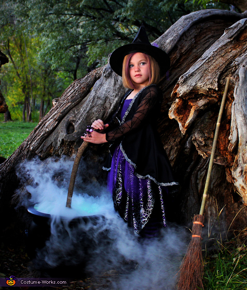 Fairy Witch Costume