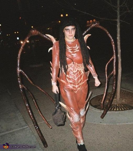 Kerrigan Queen of Blades Costume