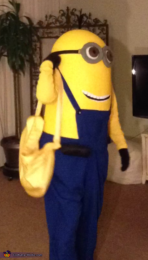 Banana Time!, Kevin the Minion Costume