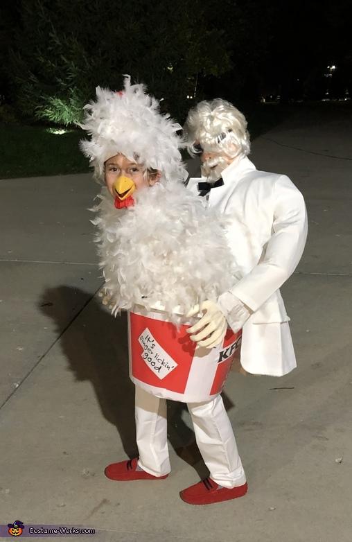 KFC Chicken Costume