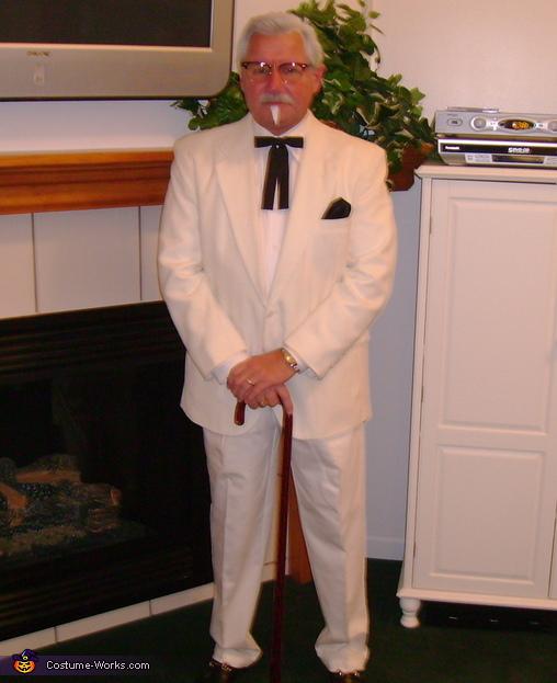 KFC Colonel Sanders Costume