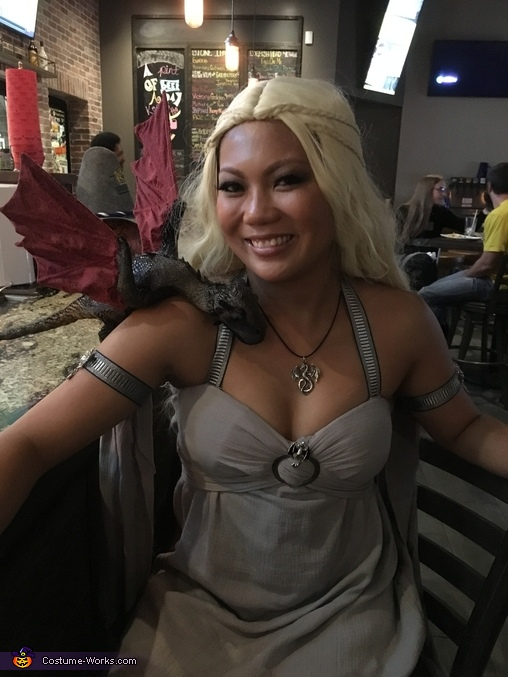 Khal Drogo & Khaleesi Homemade Costume