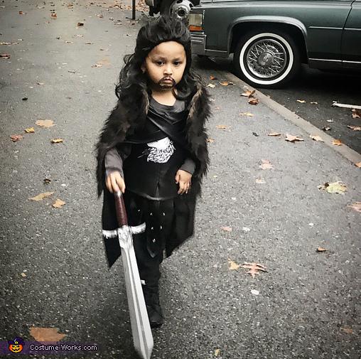 Jon snow, Khaleesi and Jon Snow Costume