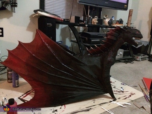 Khaleesi, Mother of Dragons Halloween Costume