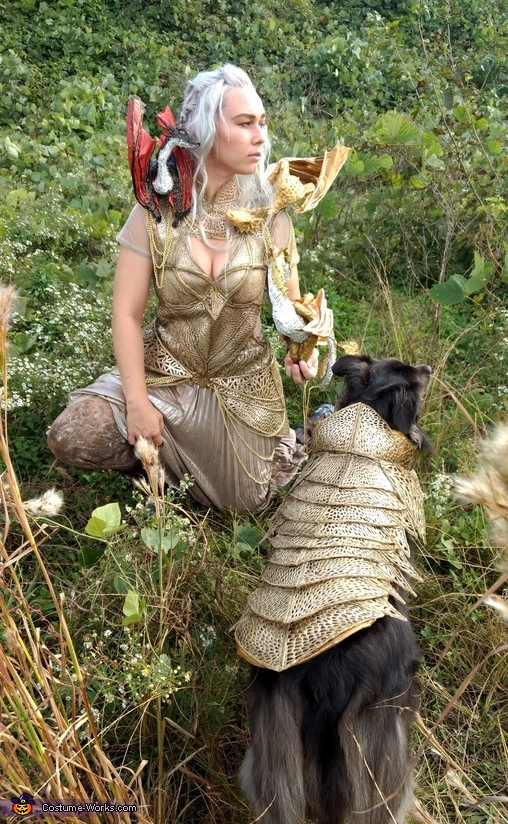 Khaleesi, Mother of Dragons Costume