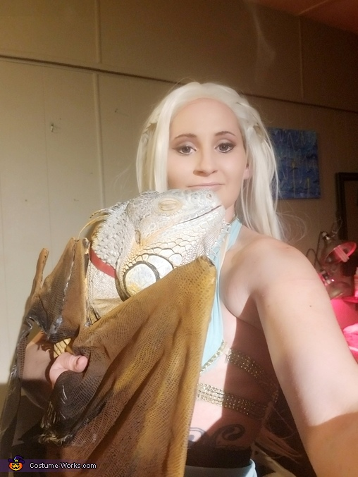 Khaleesi Mother of Dragons Costume