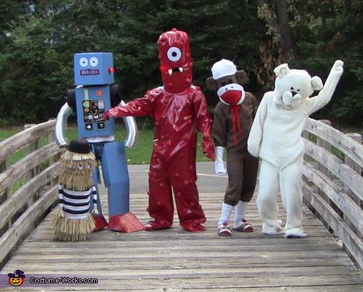 Kia Super Bowl Characters Costume