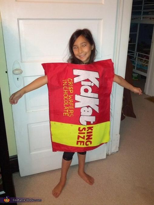 Kid Kat Costume