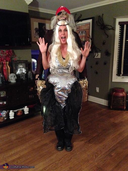 HELP, Kidnapped Mermaid Costume