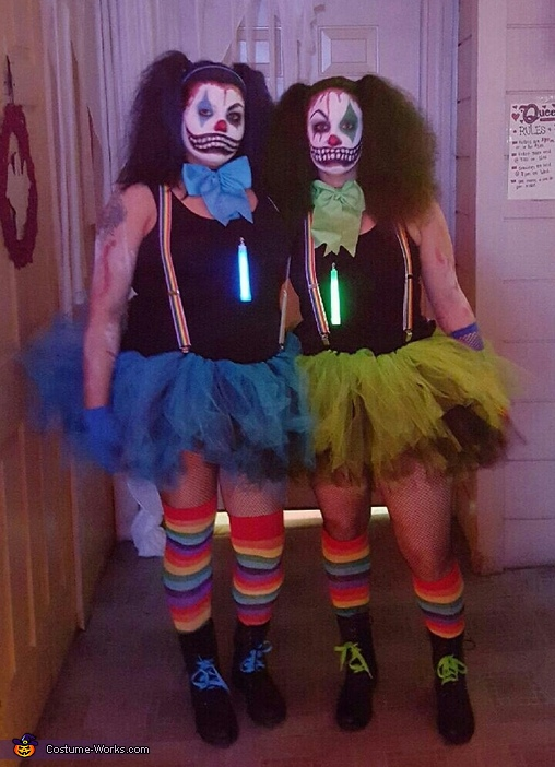 Killer Klownz Costume