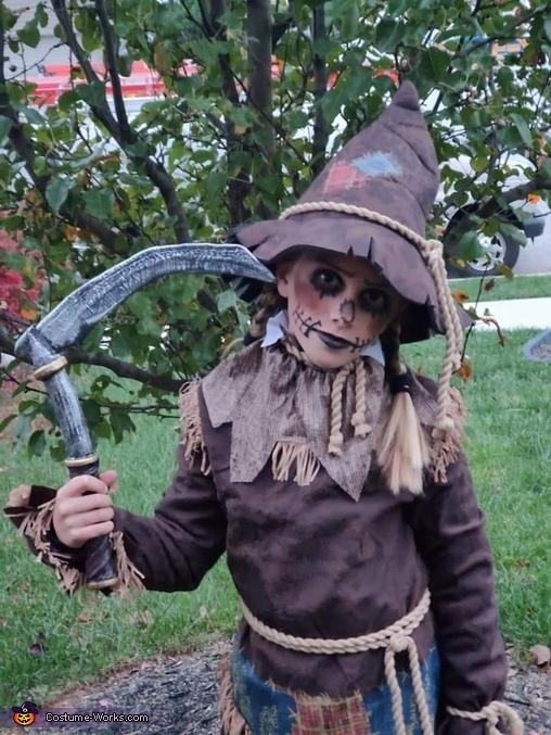 Killer Scarecrow Costume