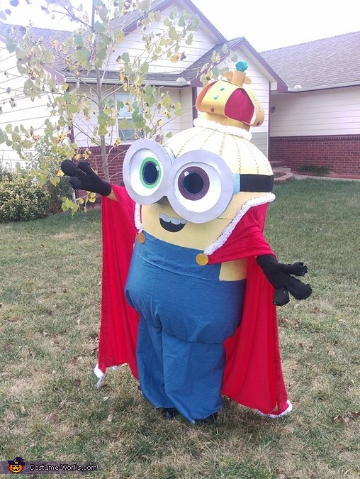 King Bob the Minion Costume