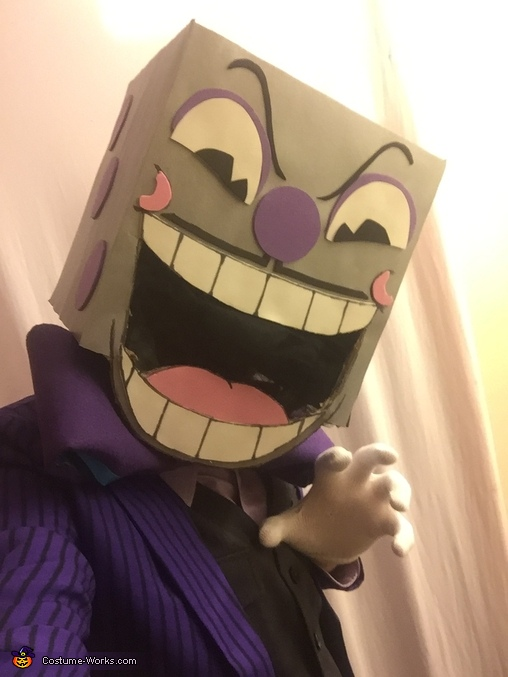 King Dice Costume - Photo 2/2