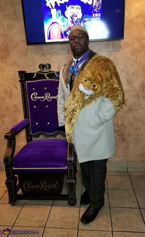 King Jaffe Joffer Costume