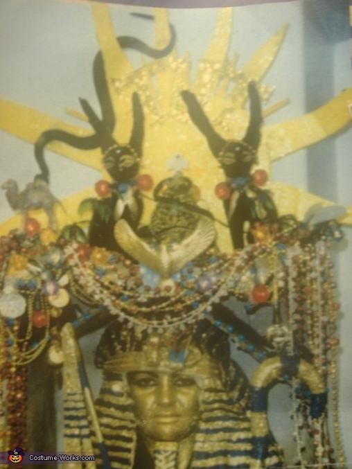 King Tut Homemade Costume
