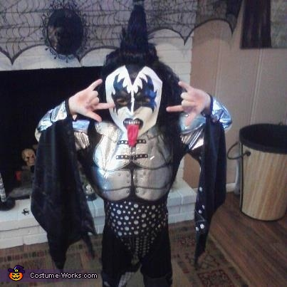 KISS - The Demon Costume
