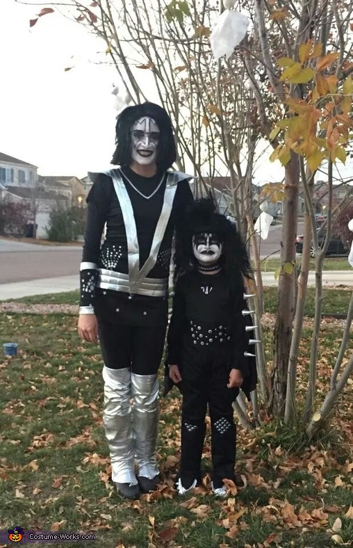KISS Costume