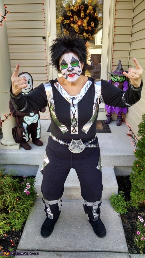 The Cat, Kiss Family Costumes