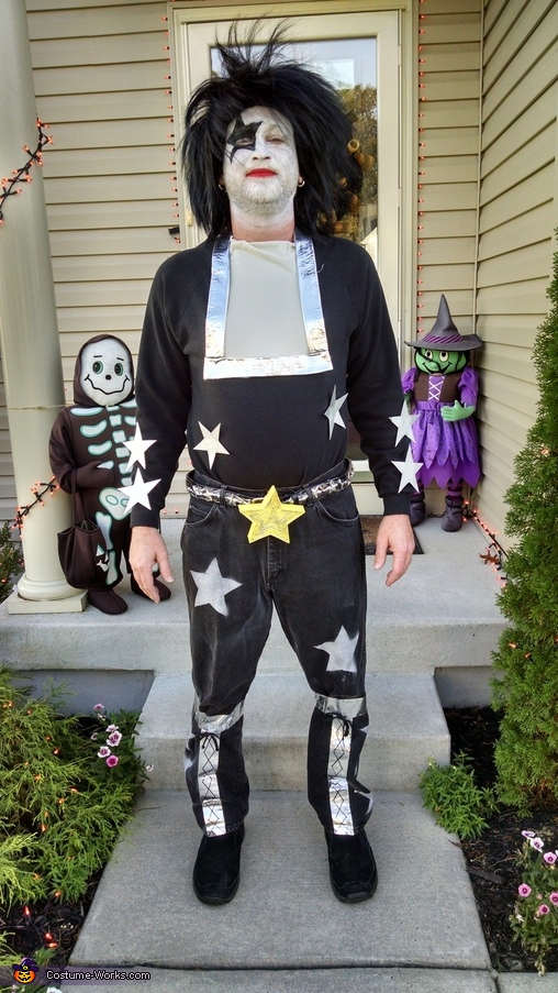 Starchild, Kiss Family Costumes
