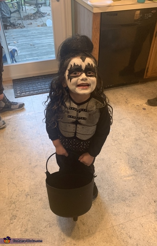 KISS Gene Simmons Costume