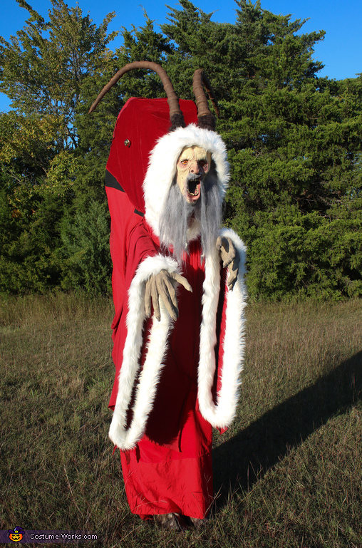DIY Krampus Costume