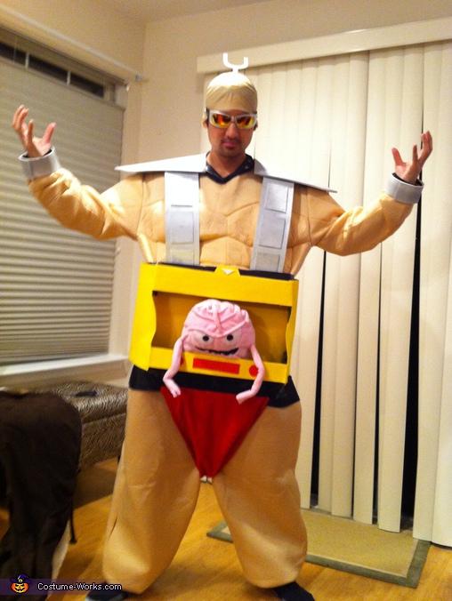 TMNT Krang Costume