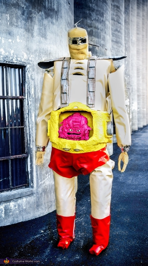 Krang's Android Costume