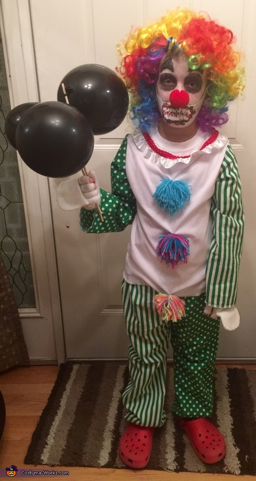 Krazy Klown Costume