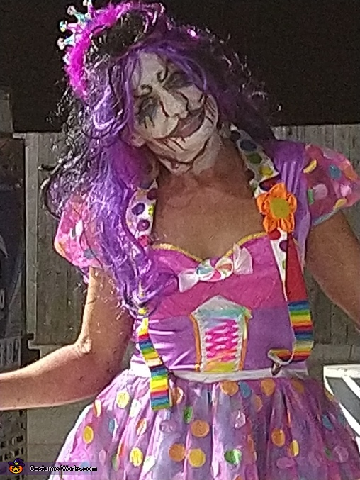 Kreepy Klown Costume