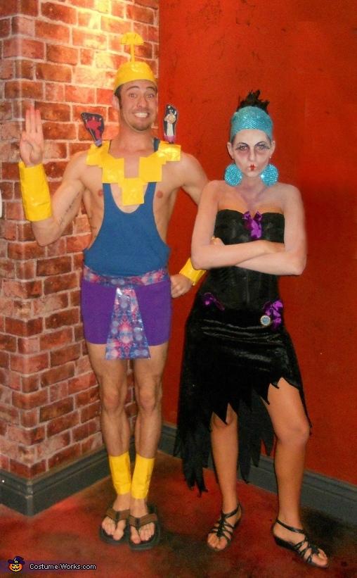 Kronk & Yzma Costume