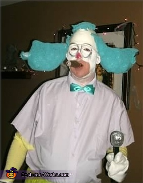 krusty the clown pictures