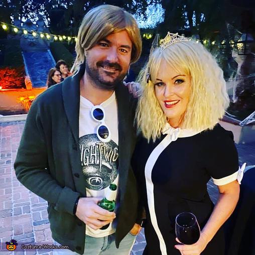 Kurt Cobain and Courtney Love Costume