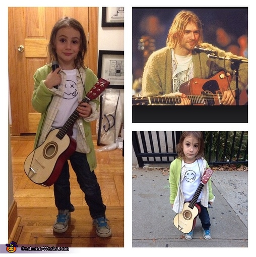 Kurt Cobain Costume