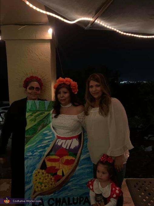 La Chalupa Homemade Costume