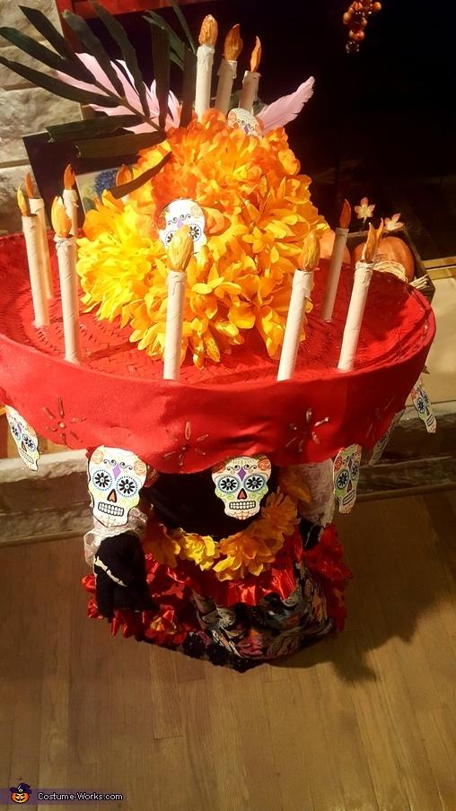 Hat, La Muerte Costume