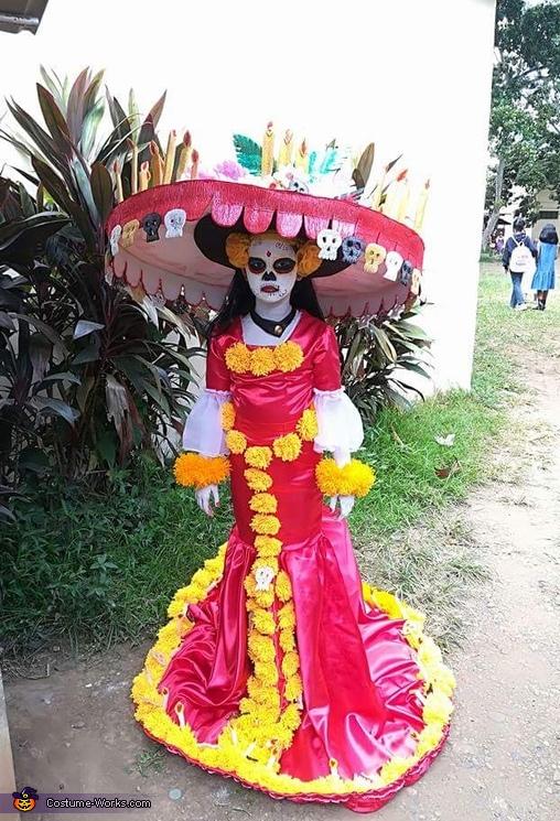 La Muerte Costume