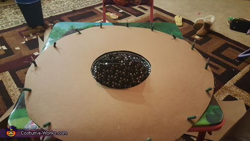 witch hat, La Muerte Book of Life Costume