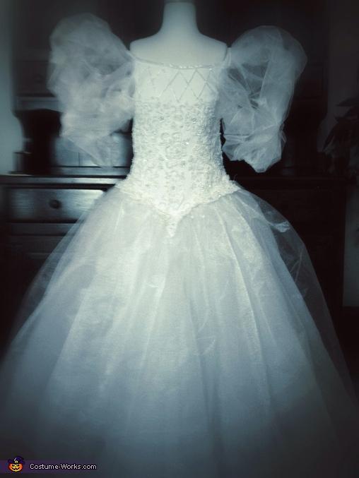 Sarah's dress, Labyrinth Family Costume