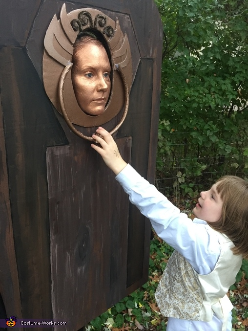 Where does this door lead?, Labyrinth Family Costume