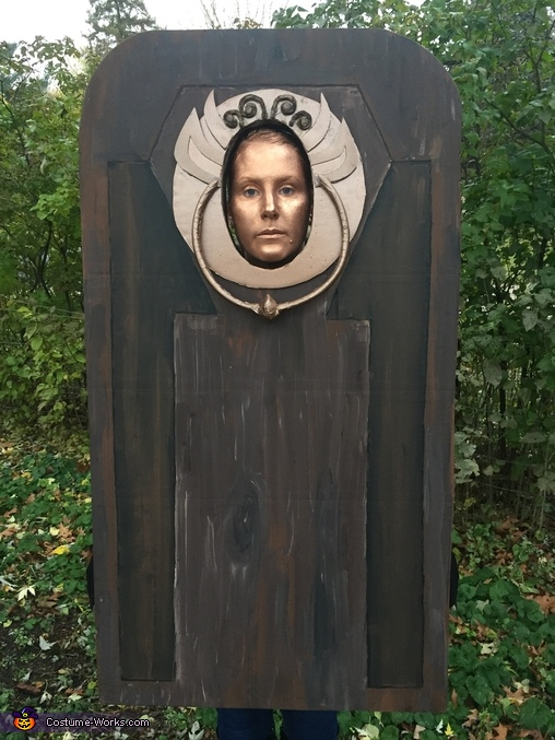 Door knocker, Labyrinth Family Costume